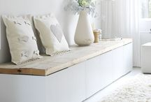 storage and Ideas for small spaces