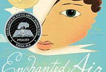 Carti premiate - Pura Belpré Award / Premiile in literatura pentru copii Pura Belpré sunt decernate anual pentru scriitori si ilustratori inca din anul 1996, in onoarea lui Pura Belpré, primul bibliotecar latin de la biblioteca publica din New York.