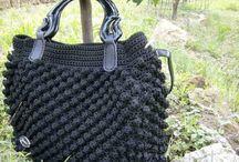 sac noir boulette