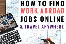 abroad job search