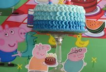 Alec's 2nd Birthday