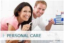 Personal Care Products we Recommend / We recommend these brands as perfect for people searching for specialty Personal Care Products