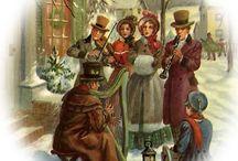 Vintage Christmas & Caroling