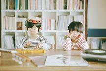 Haru and Mina / by Erng Baka