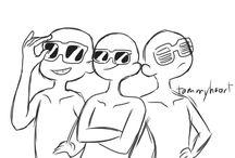 Draw the Squad Memes!