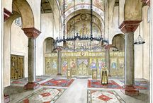 Byzantine / by Rebecca Nott