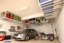 Garage & Attic Storage