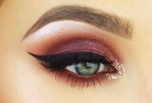 Smokey eye / Lovely pink smokey eye