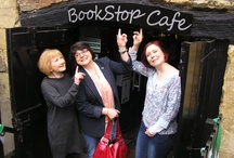 BookStop Cafe Lincoln / Helping celebrate the opening of this fabulous coffee shop in Lincoln on 4th May 2013!
