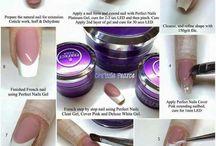 nails technique
