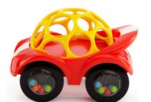Grab, Rattle & Teether Toys / Playtime is an important part of a baby's growth and development.