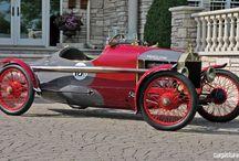 Veteran Vintage Cars