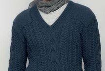 pletenie muži