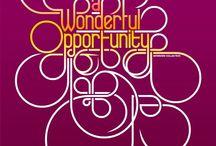 Typography / by Elinor Stecker-Orel