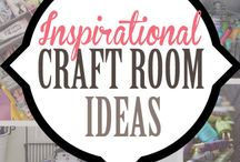 Craft Rooms idees