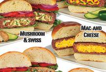 Stuffed Burger Recipes