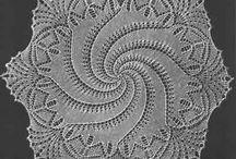 five  needle knitt