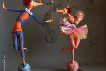 OOAK Dolls / by Tatiana Richey