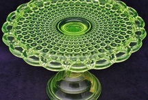 Cake Stands & Plates / by Frances Caudill