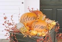 Autumn Decor / by Christine Hyder