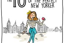 The 10 commandments of the perfect New Yorker