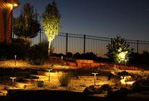 Landscape Lighting / Landscape Lighting to enhance any project.