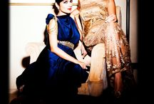 Fashion / Super classy and sophisticated luxury pret by Bhoomika.