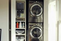 Utility Rooms / Utility room layouts