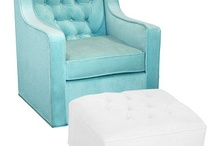 Teal lounge room