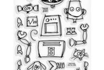 Thema: Robot / Ideeën voor het thema de robot.