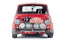 Rally classic Mini / Fotos de Mini clásico en rallyes
