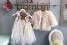 Dolce Bambini - Girls Collection / Christening Gowns/Dress & Baptism Dresses