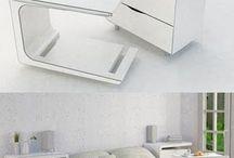Ložnice-stolky