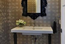 Bathrooms / by Kim Perez Olivito