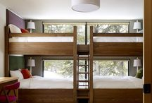 Bunk Beds / by Jeremy Penner