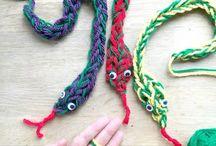 Háčkovanie a pletenie