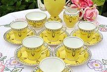 tea sets!