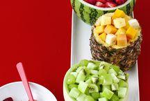 Fruity Fun!! / Food fun with fruit