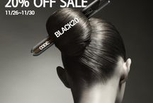 Glampalm Black Friday Sale! / 20% off any iron or dryer, don't miss out! www.glampalm.com