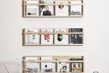 Cabinet deco