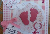 Babykaarten / Babykaarten
