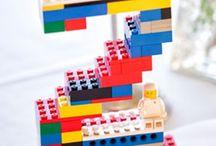 """""""Lego"""" Party Theme"""