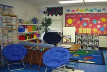 3rd grade classroom / by Angie Clover