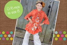 Girls Boleros and Jackets PDF Sewing Patterns