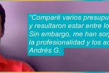 Opiniones Pintores Madrid / Algunas de las opiniones de nuestros clientes de Pintores Madrid