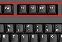 PC tlačidlá zjednodušene