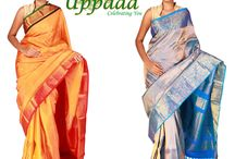 Kanchipuram Saree / This saree is a Handloom saree mainly manufactured in Kanchipuram . It is well known as Kanchi Saree or Kanchipuram Saree.These Saree Gives You a Traditional Look of South India. This Saree Worn at Wedding, Parties, Festivals, Functions etc.
