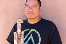 15 Mavasta Honyouti / Hopi Woodcarver, AZ