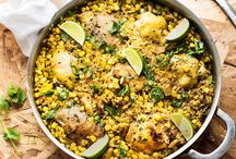 South American Food / Delicious and underappreciated, come explore the food of South America.