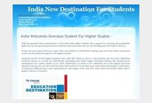 India New Destination For Students